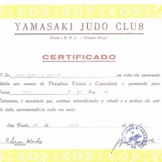 1998 Yamasaki judo club black Belt 3rd degree Certification Final-2