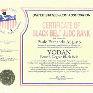 USJF Judo 4th degree Black Belt Certification Final-2