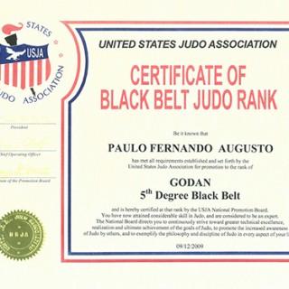 USJF Judo 5th degree Black Belt Certification Final-2-2