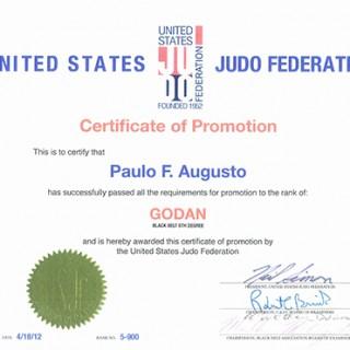 USJF Judo 5th degree Black Belt Certification Final-2