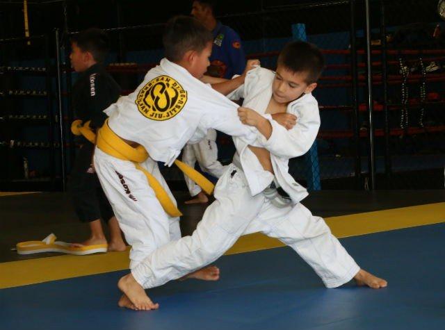 Brazilian Jiu Jitsu For Kids Small Interior 3