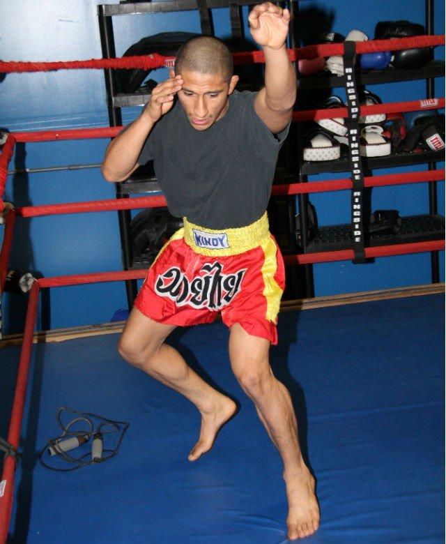 Muay Thai Escondido
