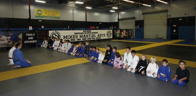 Kids Brazilian Jiu Jitsu In San Diego 4
