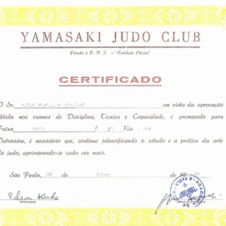 1998 Yamasaki judo club black Belt 3rd degree Certification Final-2