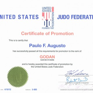 USJF Judo 5th degree Black Belt Certification Final-2