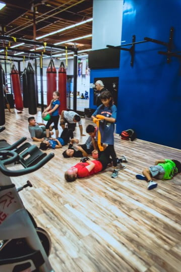Escondido fitness for kids