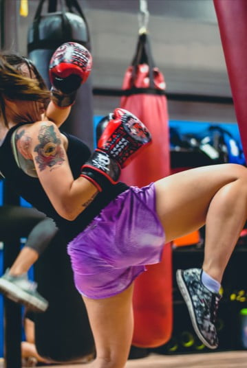 Escondido kickboxing