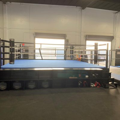 18x18 Professional Boxing Ring