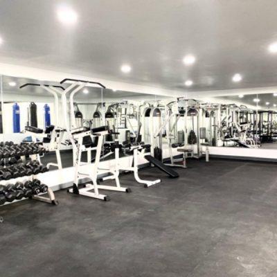 900 sqft Training Room