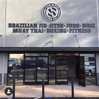 San Diego Brazilian Jiu-Jitsu Academy